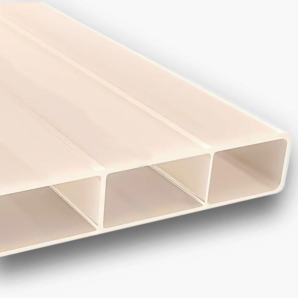 Stegplatten 16 mm Sunstop sky Acrylglas - HIGHLUX® SDP 16/32 (Plexiglas® Rohmasse)